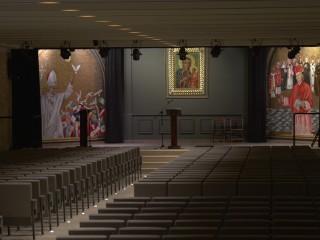 Sala Papieska na nowo
