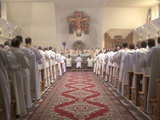 Msza św. Krzyżma w Częstochowie