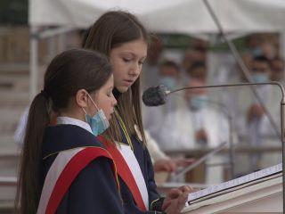 Młodzi z Janem Pawłem II