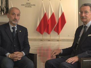 Rozmowy w Senacie. Prof. Massimo Gandolfini