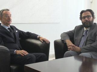 Rozmowy w Senacie. Prof. Luca Pingani