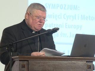 """""""Życie i dzieło ewangelizacyjne świętych Cyryla i Metodego"""""""