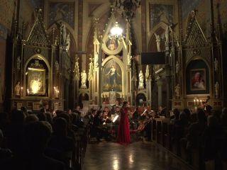 Koncert przy świecach