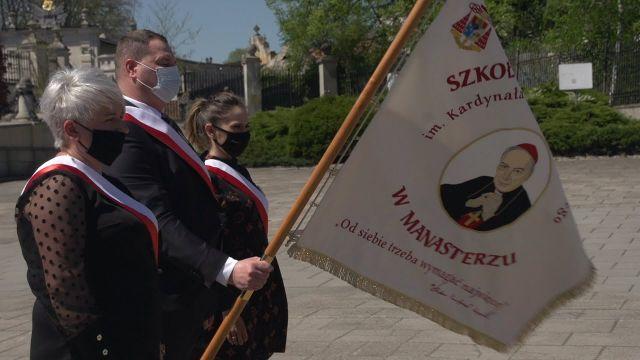 Pielgrzymka Szkół im. kard. Stefana Wyszyńskiego