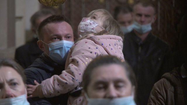 Modlitwa świata o ustanie pandemii