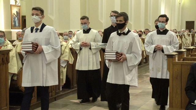 Niższe Seminarium Duchowne w Częstochowie ma 70 lat