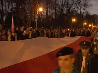 Obchody Święta Niepodległości w Częstochowie