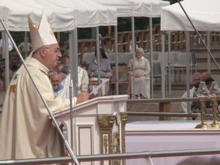 Nuncjusz apostolski na Jasnej Górze