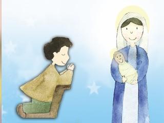 Adwent 2018 –  Nabożeństwo do Matki Bożej