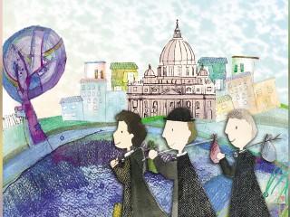 Adwent 2018 –  W drodze do Rzymu