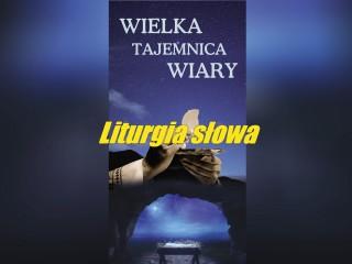 Adwent 2019 – Liturgia słowa
