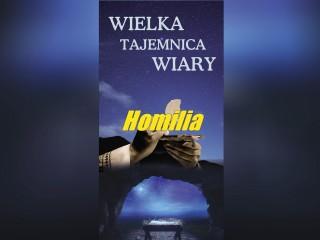 Adwent 2019 – Homilia