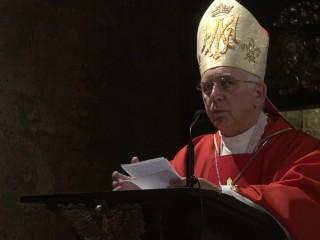Kazanie abp Depo podczas Pielgrzymki Tygodnika
