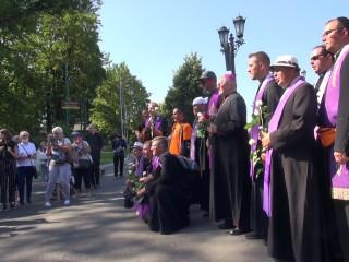 Pielgrzymi z diecezji ełckiej na Jasnej Górze