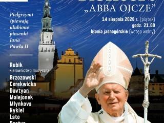 Abba Ojcze – pielgrzymi śpiewają ulubione piosenki Jana Pawła II