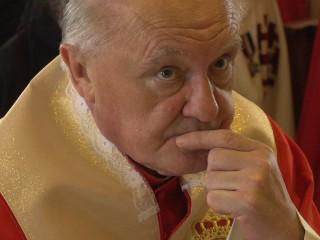 Kardynał Nycz w Praszce