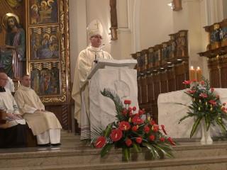 Bp Andrzej Przybylski o chrześcijańskiej wspólnocie