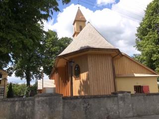 Kościół omodlony