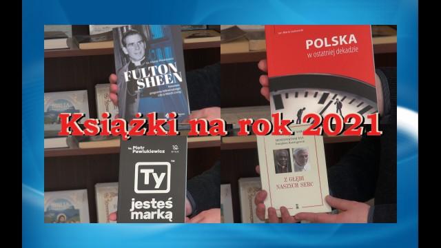 Książki na rok 2021