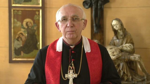 Życzenia świąteczne abp. Wacława Depo